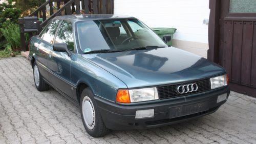 Audi 80 Service Manuals
