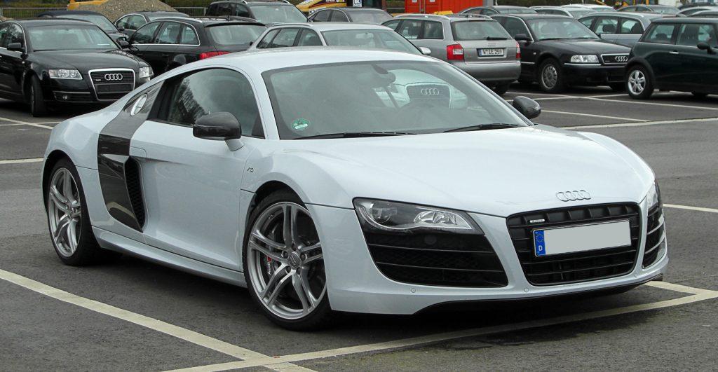 Audi R8V10