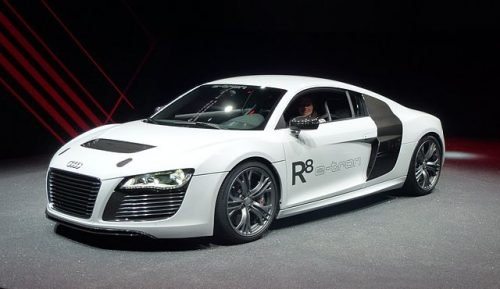 Audi R8 e-tron PDF Service Repair Manuals