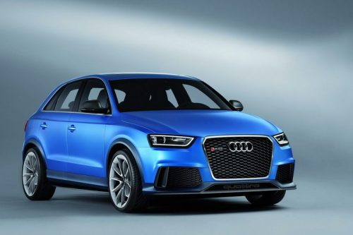 Audi RS Q3 PDF Service Repair Manuals