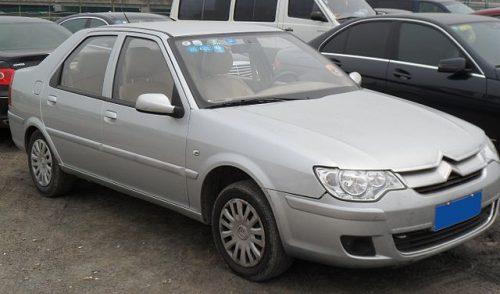 Citroën C-Elysée I (2008-2013)