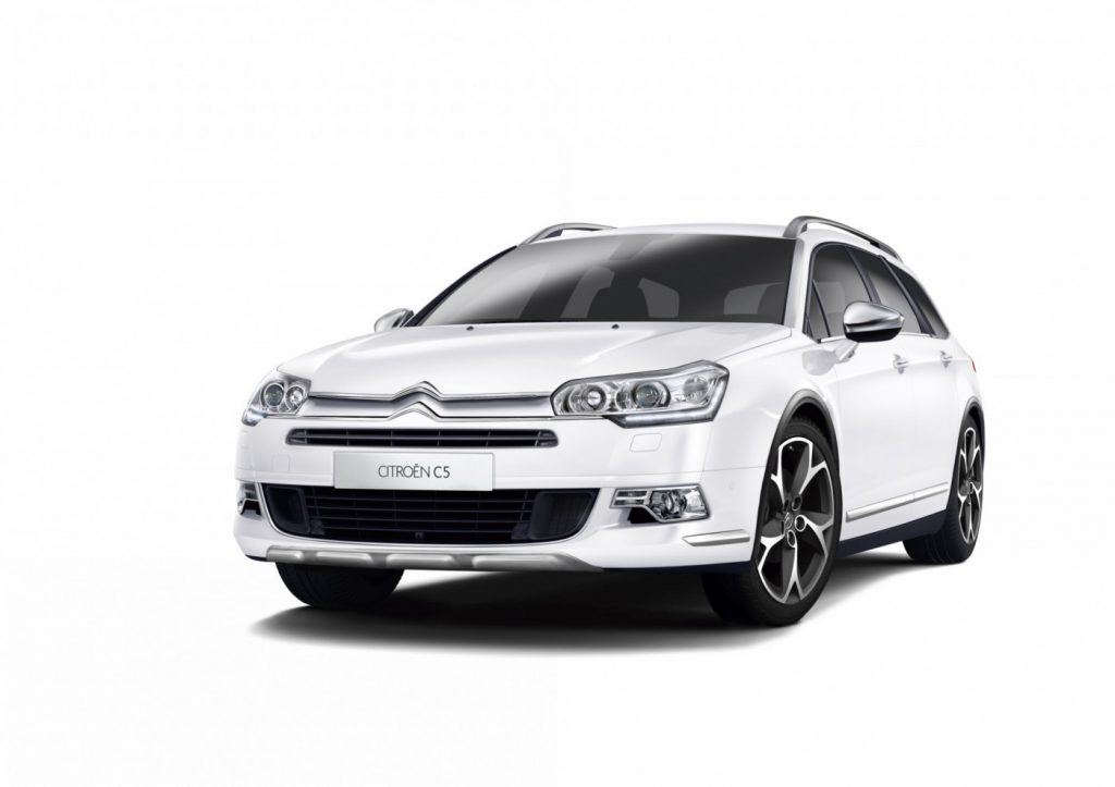 Citroen C5 Pdf Workshop And Repair Manuals