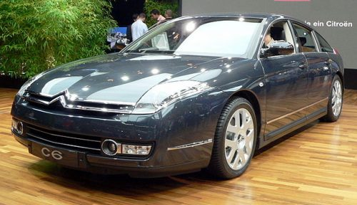Citroen C6 PDF Service Repair Manuals
