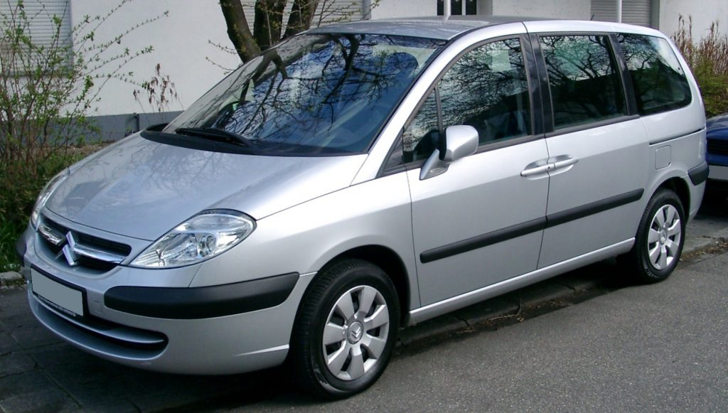 Citroen C8 PDF Service Repair Manual