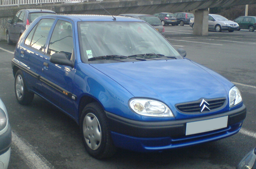 Citroen Saxo Pdf Workshop And Repair Manuals
