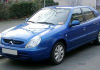 Citroen Xsara PDF Service Repair Manuals