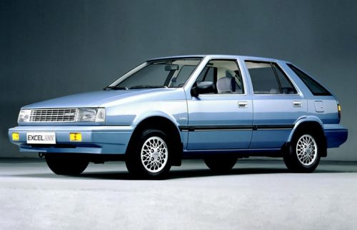 Hyundai Excel PDF manuals