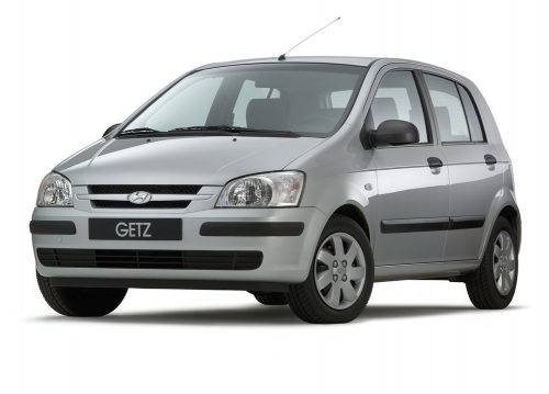 Hyundai Getz PDF workshop manuals