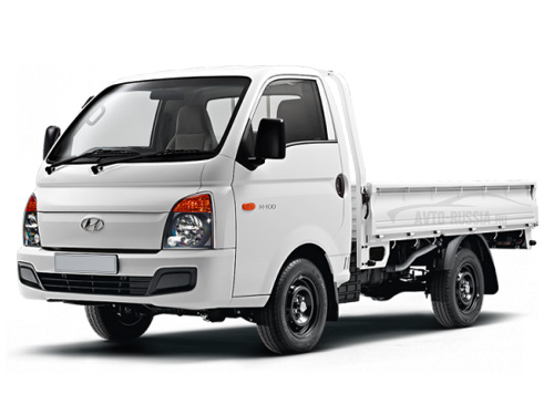 Hyundai H-100 PDF Service Repair Manuals