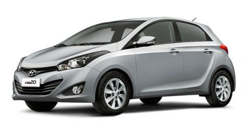 Hyundai HB20 PDF manuals
