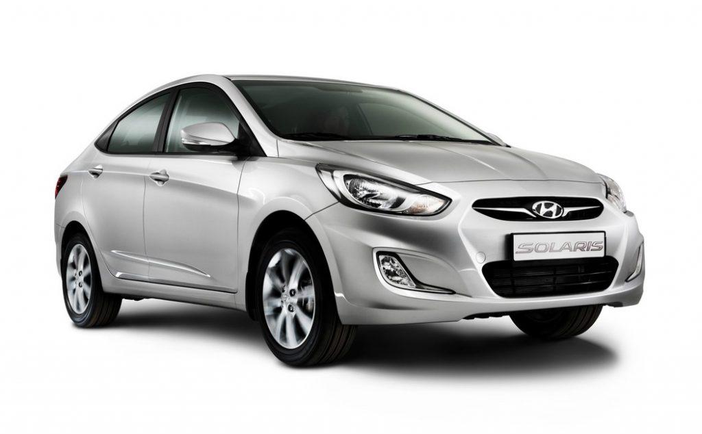 Hyundai Solaris PDF Service Manuals