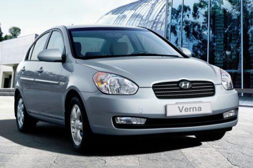 Hyundai Verna Pdf Workshop And Repair Manuals