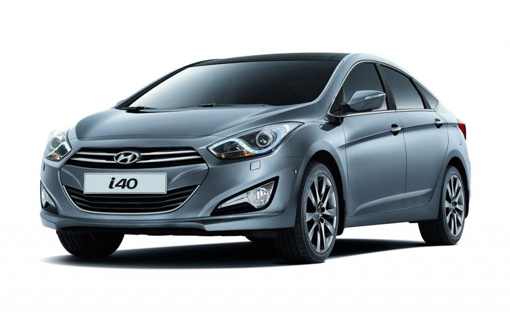 Hyundai i40 PDF Service Manuals
