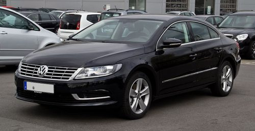 Volkswagen Passat CC PDF Workshop Manuals