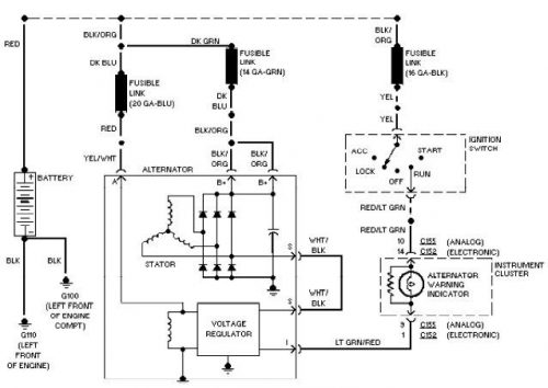 Air Compressor Starter Wiring Diagram from carmanualshub.com
