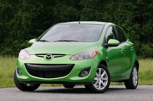 Mazda 2 Workshop Manuals
