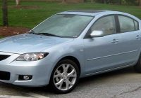 Mazda 3 Workshop and repair manuals