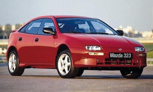 Mazda 323 repair manuals