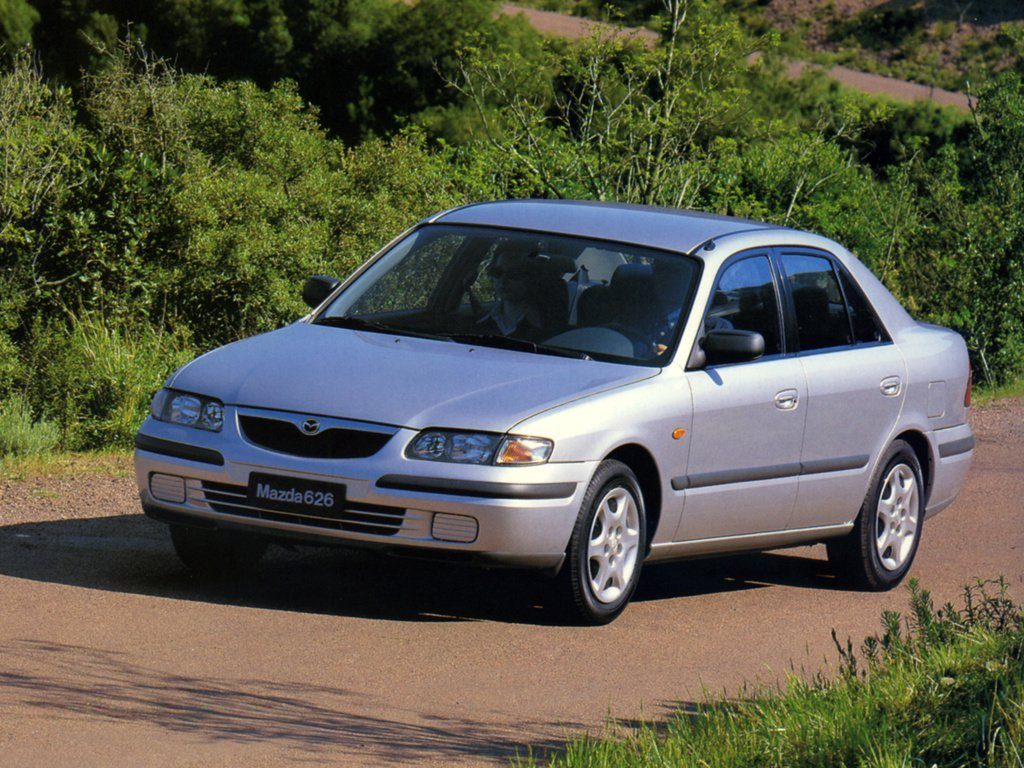 Mazda 626 Workshop Manuals Pdf Free Download
