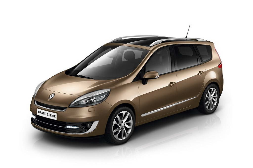 Renault Scenic Workshop Manuals PDF free download